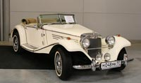 фото: Mercedes-Benz Replicar, 1989 год, Marlen SSK 1934 (опубликовано 08.09.2005)